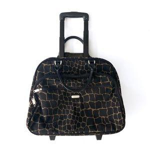 Baggallini Giraffe Rolling Carry On Luggage Wheels